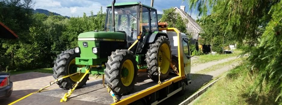 Bardzo dobryFantastyczny Skup używanych ciągników i maszyn rolniczych Małopolskie Skup FO66